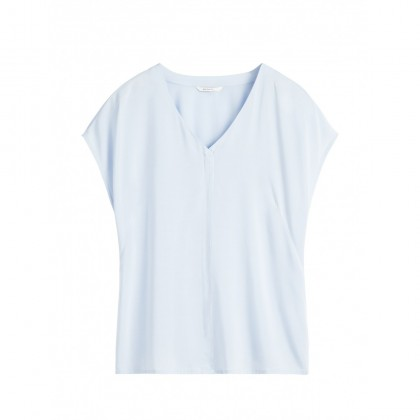 Weibliches Top - Fresh Blue /