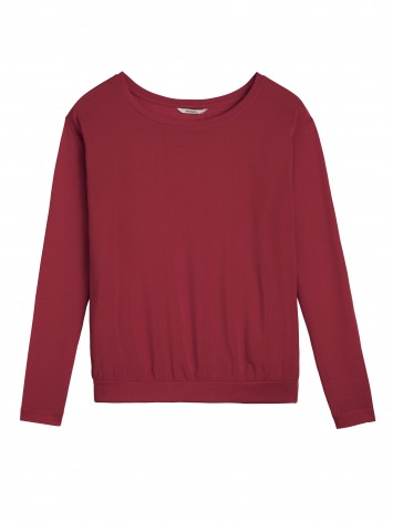 Basic Top - Brick Red /