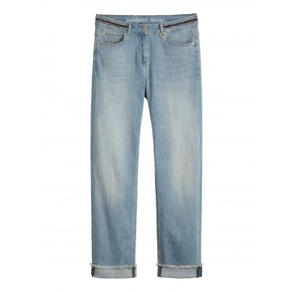 Lisboa - Light Blue Denim /