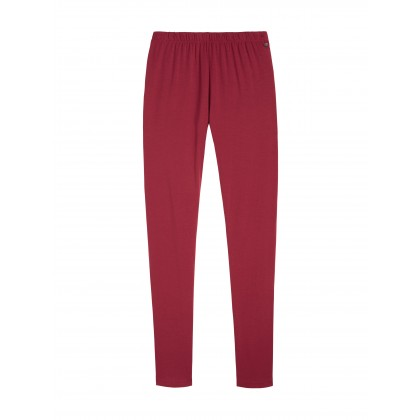 Leggings - Brick Red /