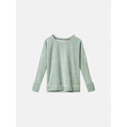 Weicher Sweater - Deep Jade /
