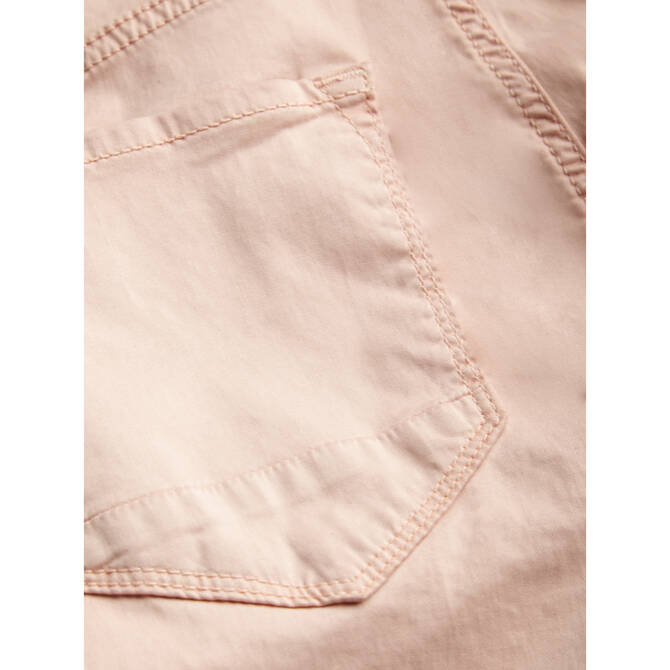 High Waist Skinny - Washed Rose /