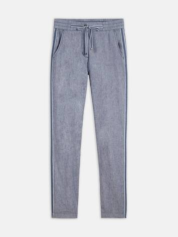 Elba - Comfort Fit Denim Hose /
